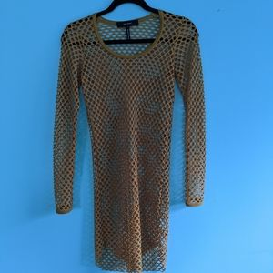 Isabel Marant fishnet dress size S in EUC
